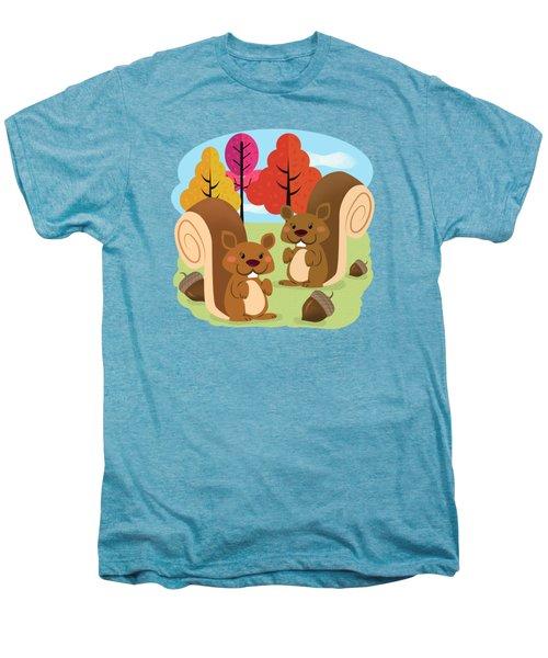 Let The Acorns Fall Men's Premium T-Shirt