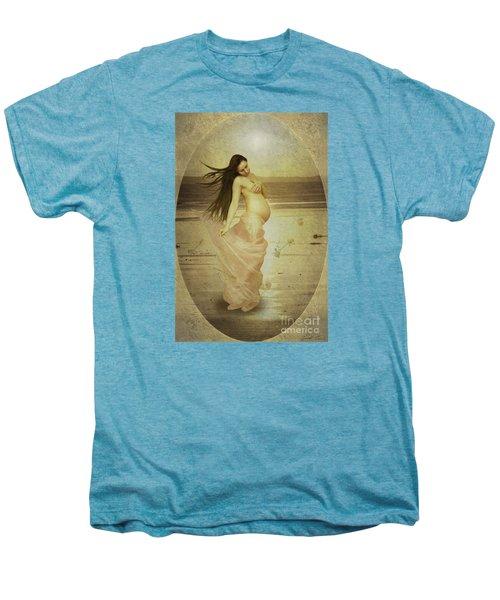 Let Your Soul And Spirit Fly Men's Premium T-Shirt