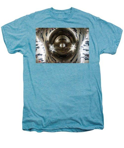 Let's Do The Time Warp Again Men's Premium T-Shirt by Randy Scherkenbach