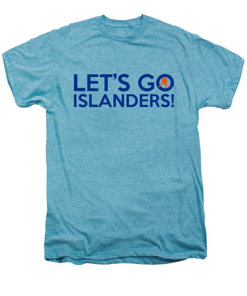 Let's Go Islanders Men's Premium T-Shirt