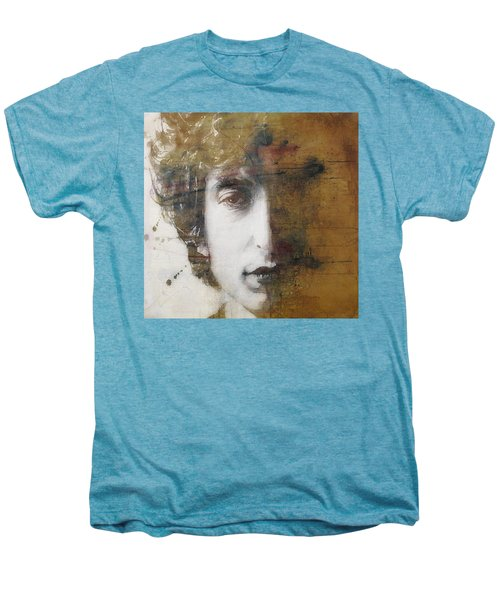 Like A Rolling Stone  Men's Premium T-Shirt