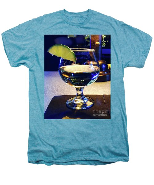 Liquid Sunshine Men's Premium T-Shirt by Megan Cohen