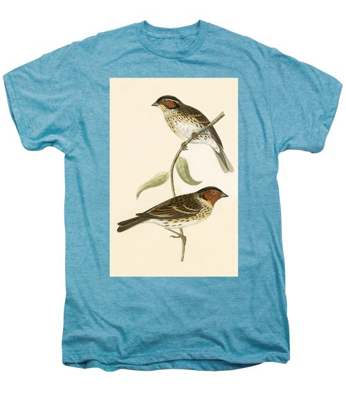 Little Bunting Men's Premium T-Shirt by English School