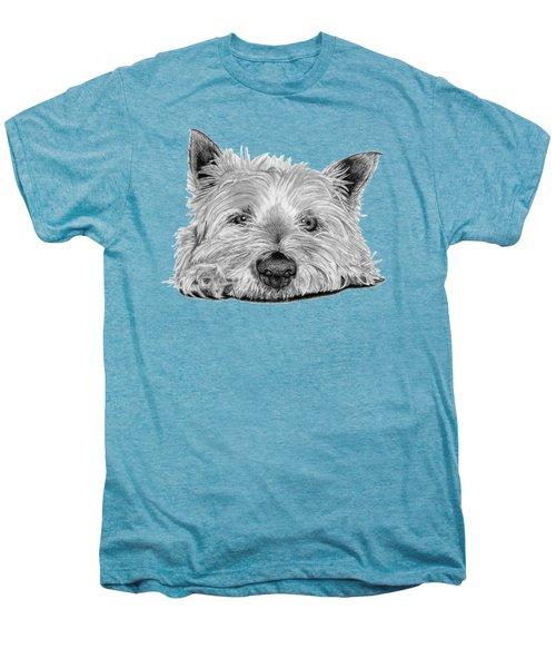 Little Dog Men's Premium T-Shirt