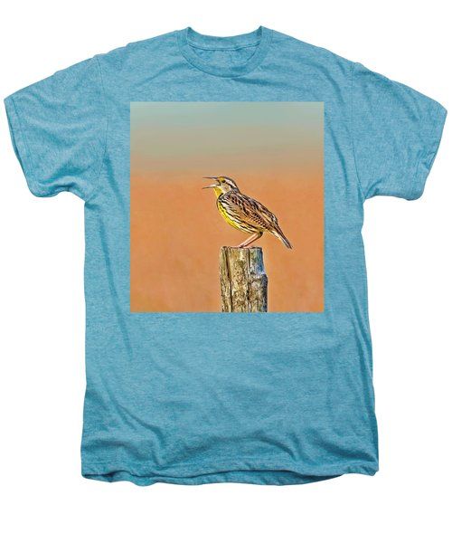 Little Songbird Men's Premium T-Shirt