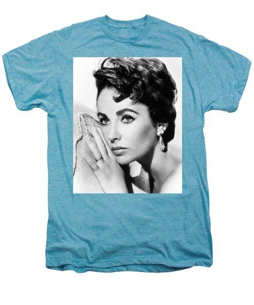 Liz Taylor Men's Premium T-Shirt by American School