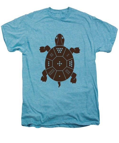 Lo Shu Turtle Men's Premium T-Shirt