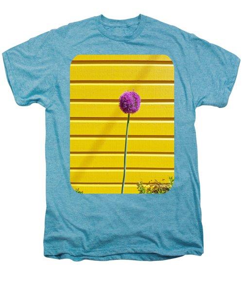 Lollipop Head Men's Premium T-Shirt by Ethna Gillespie