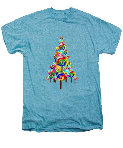 Lollipop Tree Men's Premium T-Shirt