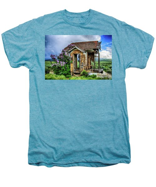 Lonely Lilacs Men's Premium T-Shirt