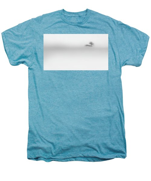 Men's Premium T-Shirt featuring the photograph Lost Island by Bill Wakeley