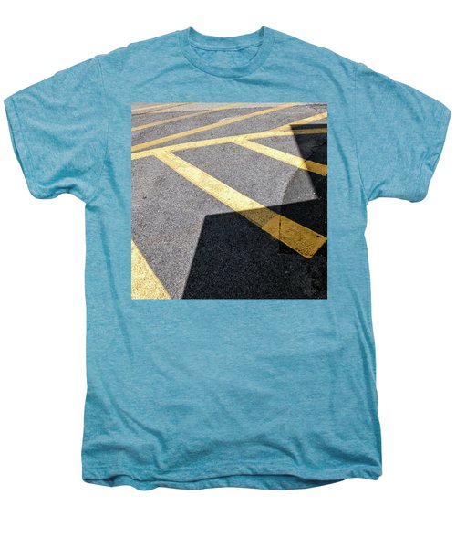 Lot Lines Men's Premium T-Shirt