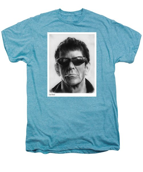 Lou Reed Men's Premium T-Shirt