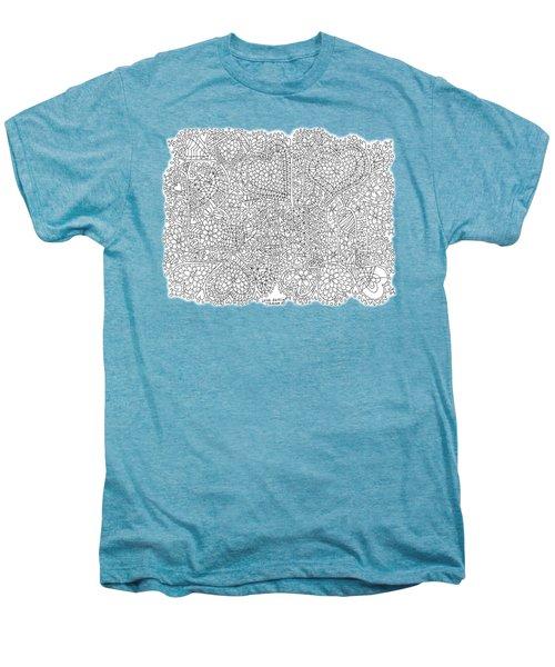 Love Berlin Men's Premium T-Shirt by Tamara Kulish