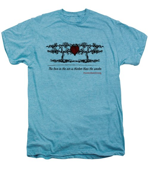Love In The Air Men's Premium T-Shirt