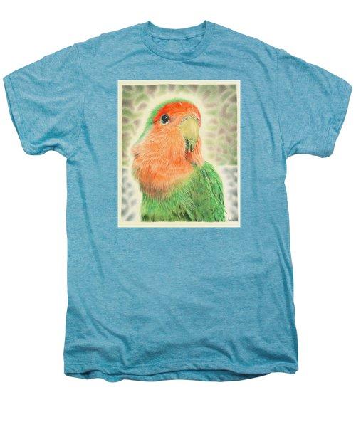 Lovebird Pilaf Men's Premium T-Shirt