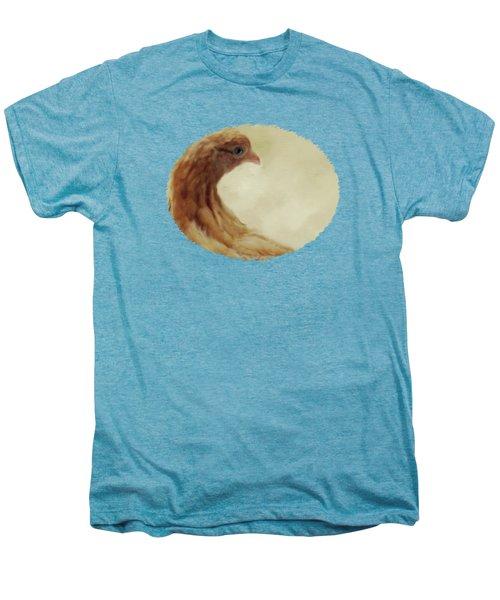 Lovely Lace Men's Premium T-Shirt