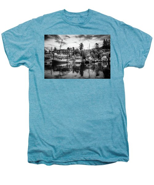 Lovric's Sea Craft Washington Men's Premium T-Shirt