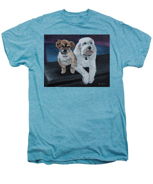 Lucy And Colby Men's Premium T-Shirt
