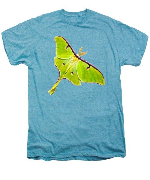 Luna Moth Men's Premium T-Shirt
