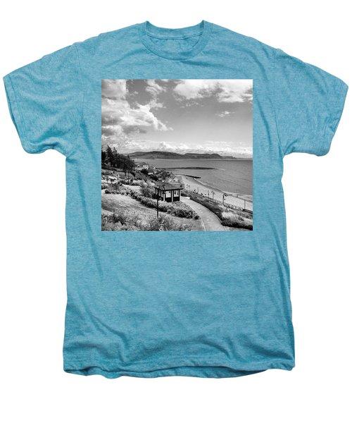 Lyme Regis And Lyme Bay, Dorset Men's Premium T-Shirt