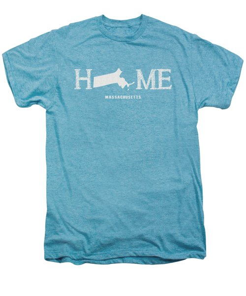 Ma Home Men's Premium T-Shirt by Nancy Ingersoll