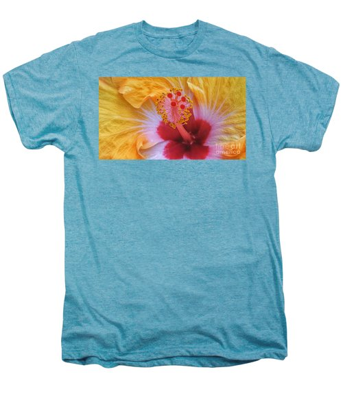 Magical Hibiscus  Men's Premium T-Shirt