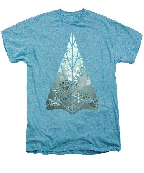 Magical Snow Men's Premium T-Shirt by AugenWerk Susann Serfezi