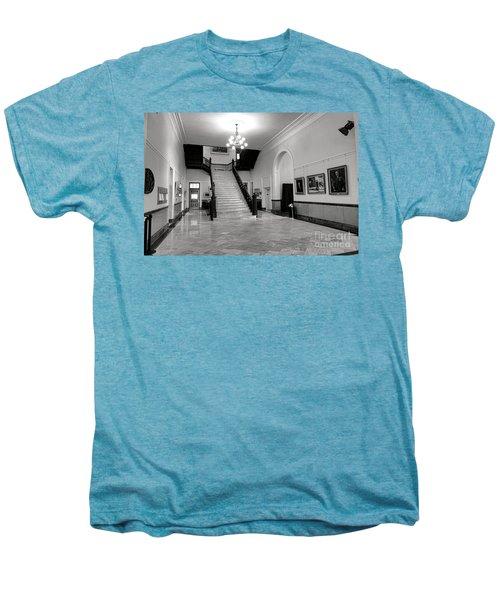 Maine Capitol West Wing Men's Premium T-Shirt