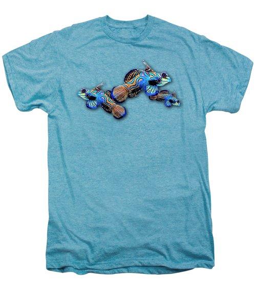 Mandarin Gobies Men's Premium T-Shirt