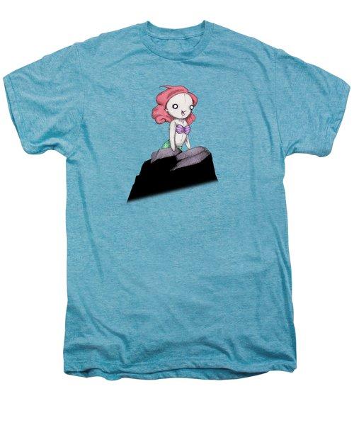 Mermaid Plush 2.0 Men's Premium T-Shirt