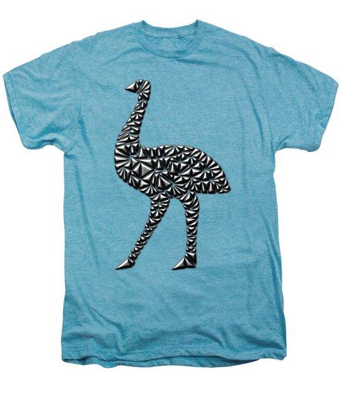 Metallic Emu Men's Premium T-Shirt