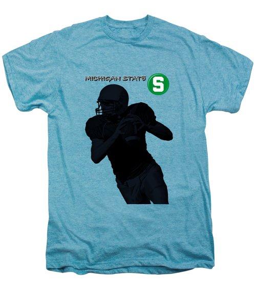 Michigan State Football Men's Premium T-Shirt