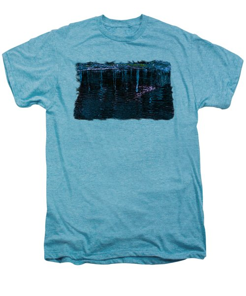 Midnight Spring Men's Premium T-Shirt by John M Bailey