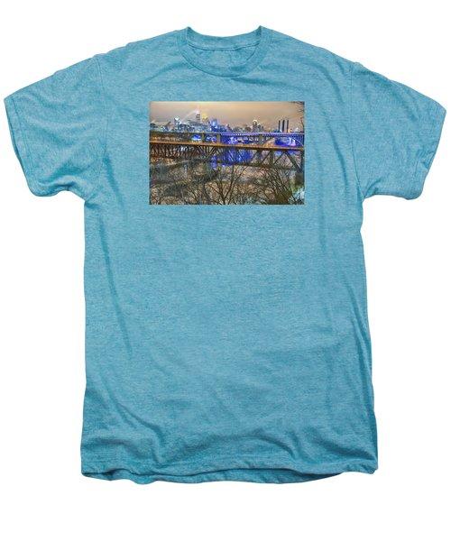 Minneapolis Bridges Men's Premium T-Shirt
