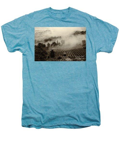 Misty Morning Men's Premium T-Shirt