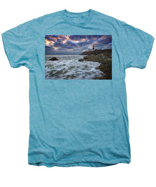 Montauk Morning Men's Premium T-Shirt