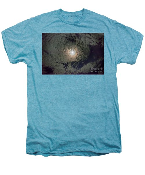 Moon And Clouds Men's Premium T-Shirt