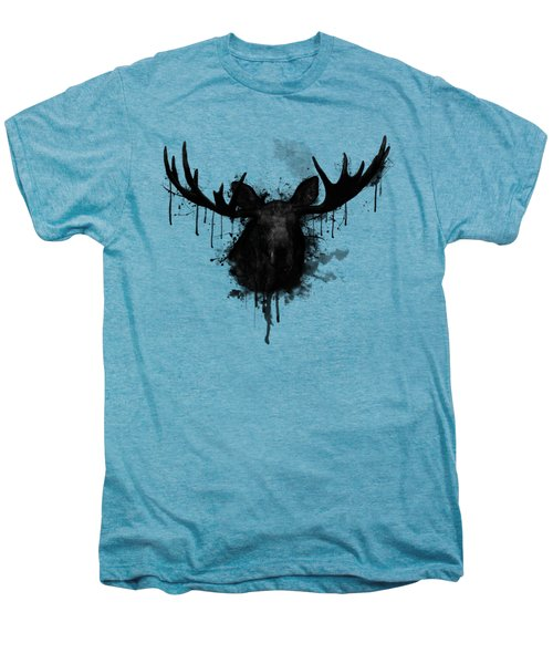 Moose Men's Premium T-Shirt