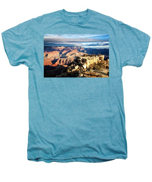 Moran Point 2 Men's Premium T-Shirt
