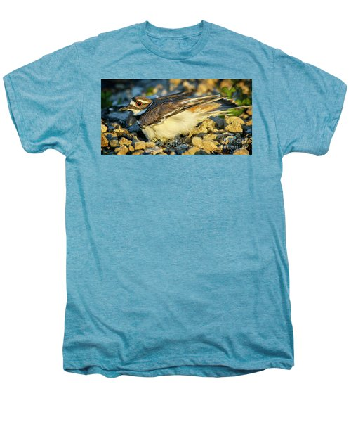 Mother Killdeer 3 Men's Premium T-Shirt