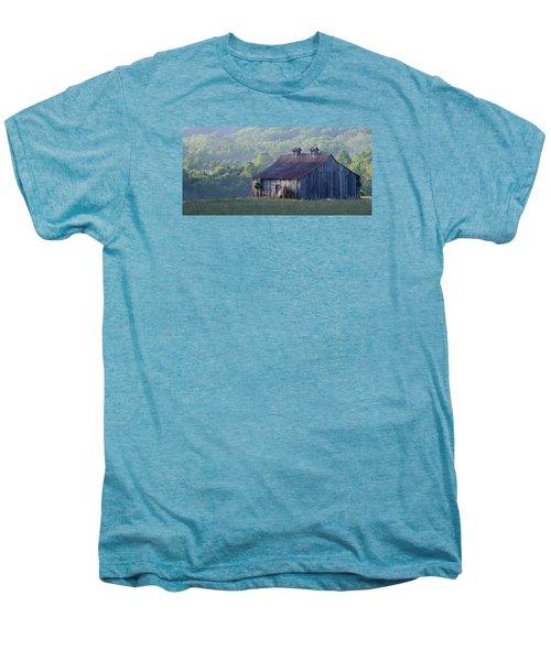 Mountain Cabin Men's Premium T-Shirt