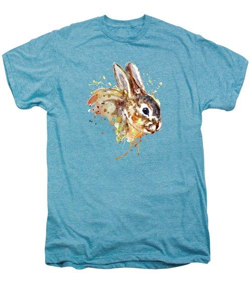 Mr. Bunny Men's Premium T-Shirt by Marian Voicu