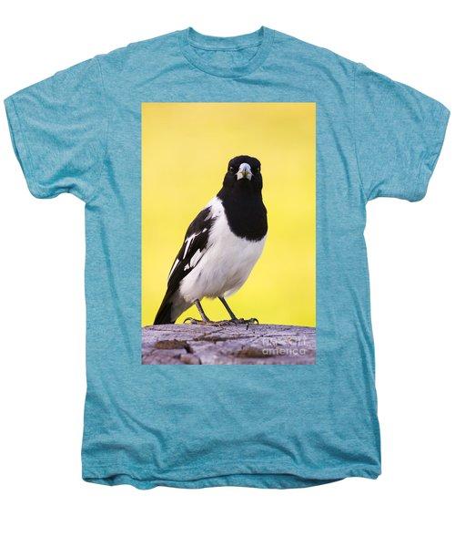 Mr. Magpie Men's Premium T-Shirt
