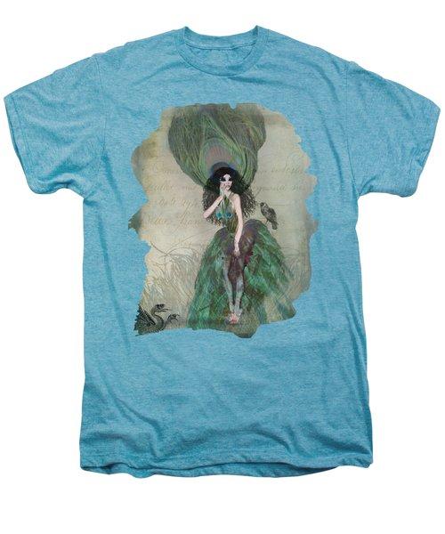Mysterieuse Men's Premium T-Shirt by Terry Fleckney