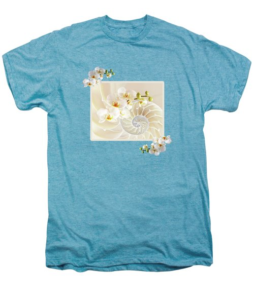 Natural Fusion Men's Premium T-Shirt by Gill Billington