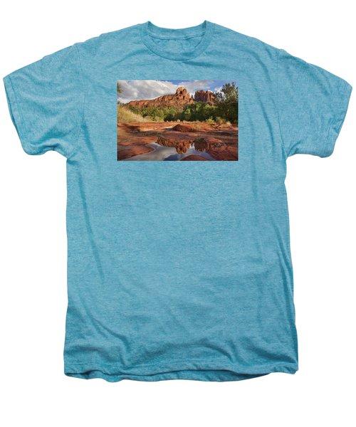 Nature's Cathedral Men's Premium T-Shirt