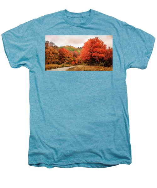 Nature's Palette Men's Premium T-Shirt