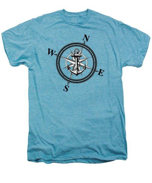 Nautica Bw Men's Premium T-Shirt