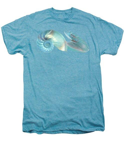 Nautilus Jewel Of The Sea Men's Premium T-Shirt